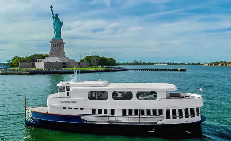 New York Yacht Lexington
