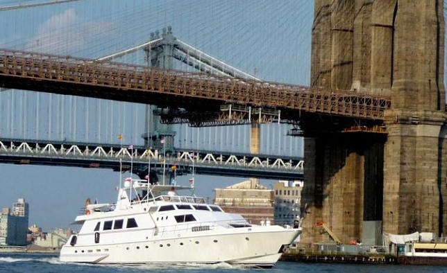 New York City Yacht Charters