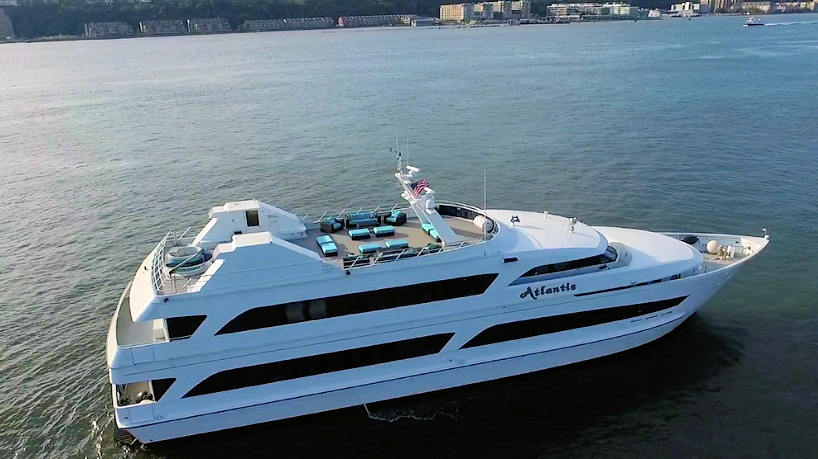 Charter Yacht Atlantis, New York
