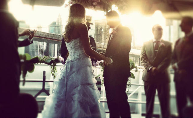 New York City Wedding Cruises
