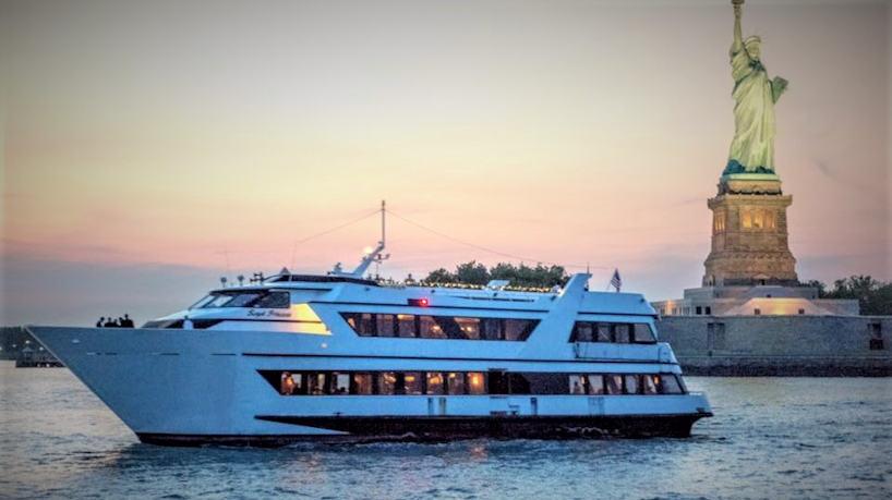 Royal Princess Charter Yacht Exterior
