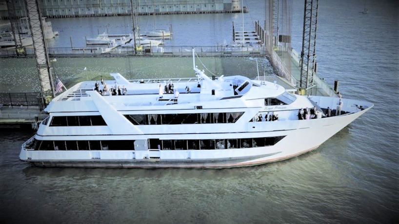 Royal Princess New York City Luxury Yacht