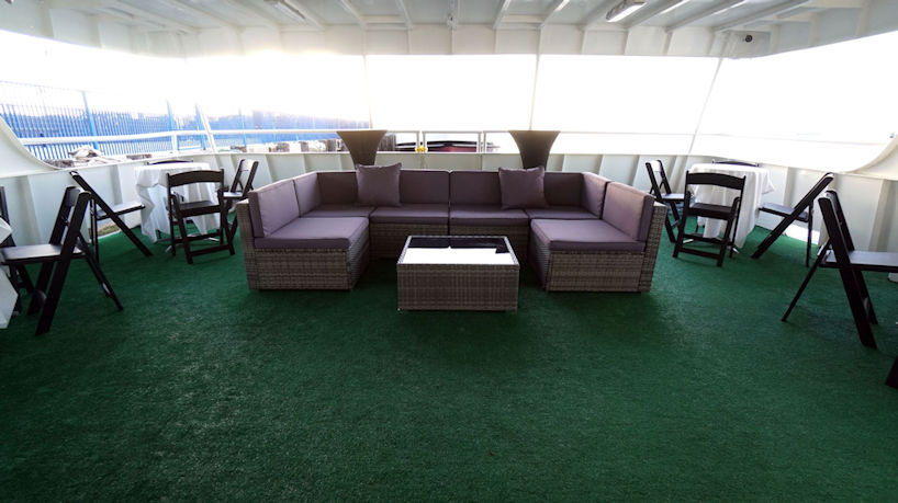 Harmony Deck 2 Lounge