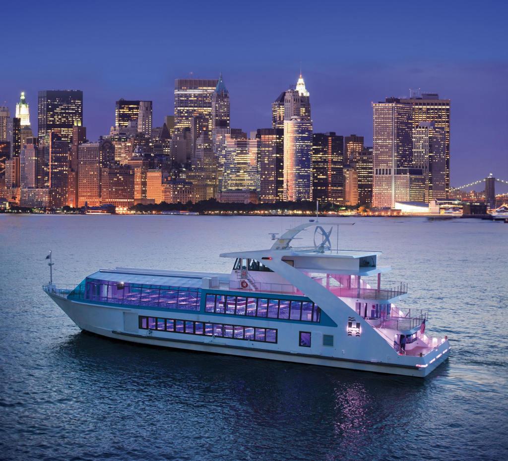 Hornblower Hybrid Charter Yacht