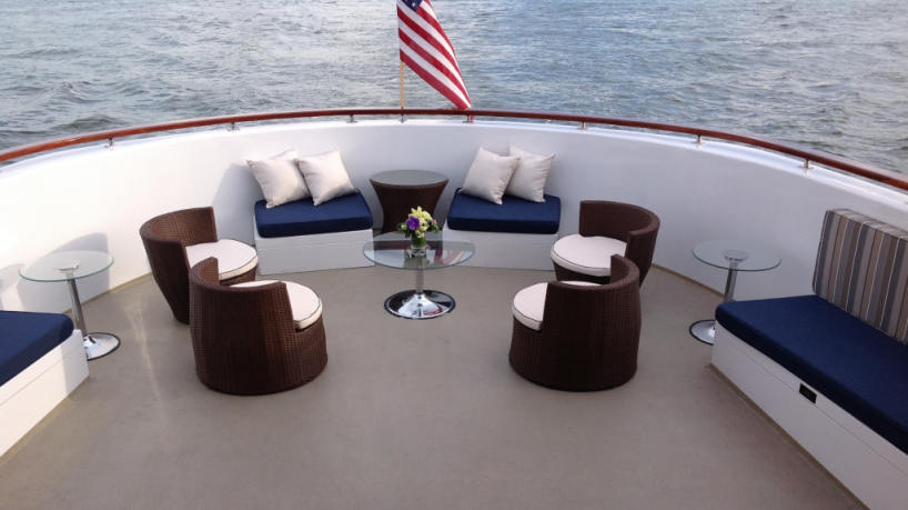 Lexington Aft Deck