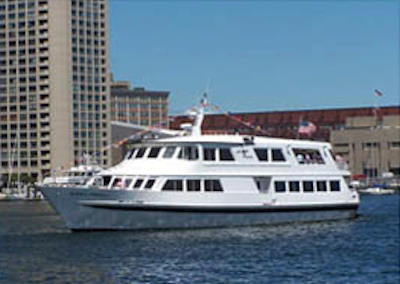 Majestic Princess Yacht Charter New York City Prestige