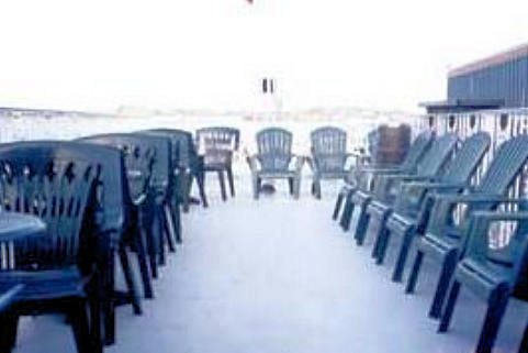 Paddle Wheel Queen Sun Deck