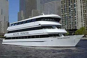 Skyline Princess Luxury Yacht