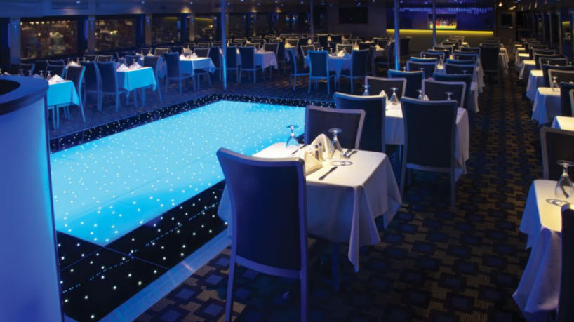 Charter Yacht Spirit of New Jersey Dance Floor