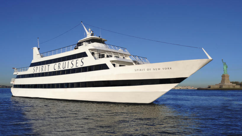 Charter Yacht Spirit of New York Exterior