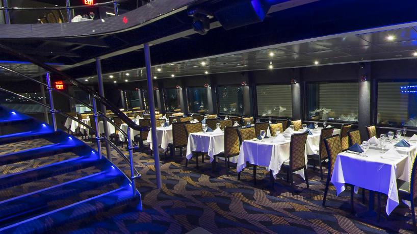 Spirit Of New York Luxury Yacht Charter New York Cruise